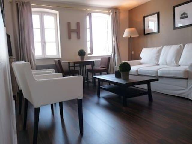 LE CHARMANT Centre Honfleur 4 pers - Honfleur - Apartment
