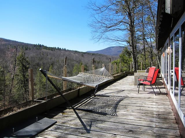 Privacy and Views in the Catskills - Mount Tremper - Ev