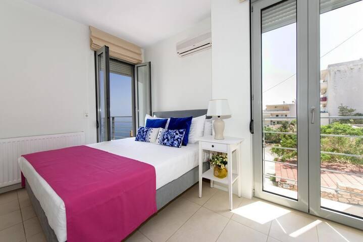 VIVIAN Apartments - Deluxe 2 - Sea view Rethymno