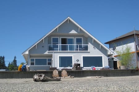 THE BEACH HOUSE on Priest Point - Tulalip - Huis