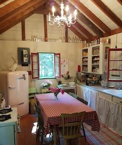 La cabine d'Edgar - Casa