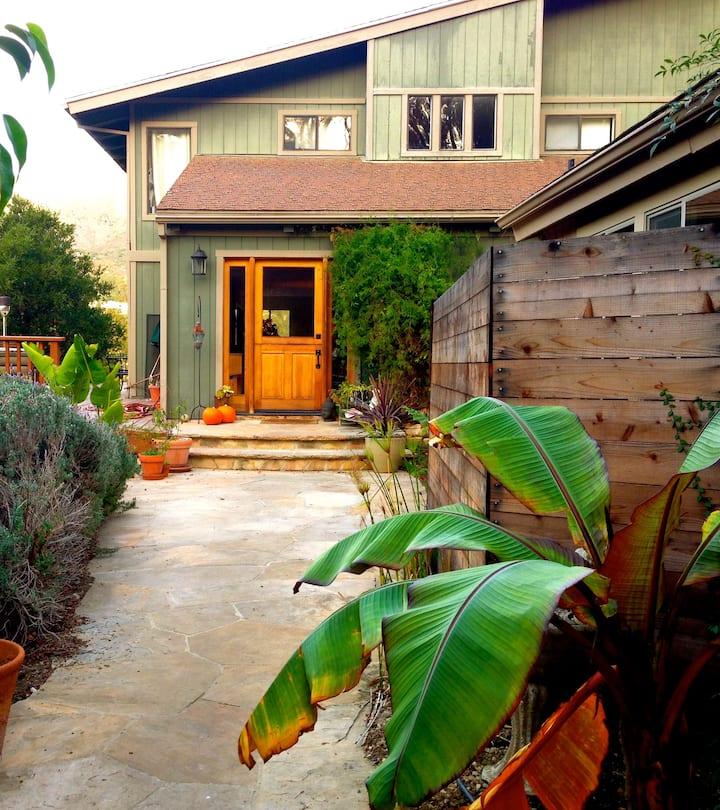 *Tranquil Sunny Montecito Retreat!