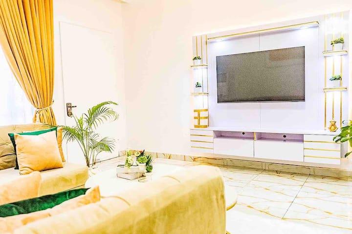 Luxury Parisian style* 4bedroom Duplex Lekki*