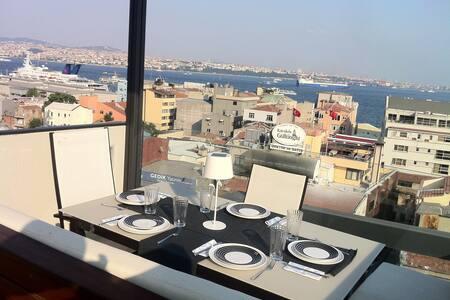 PENTHOUSE IN KARAKOY - Istanbul - Loft