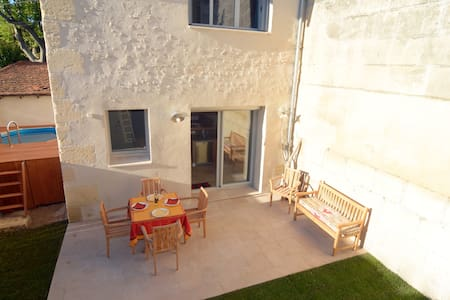 House of character. Two bedroom/Two bathroom. - Tarascon - House