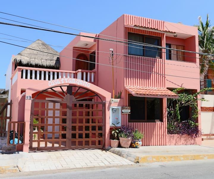 Casa Tranquila Beach House,  Island getaway.