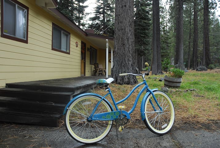 Take a bike a ride