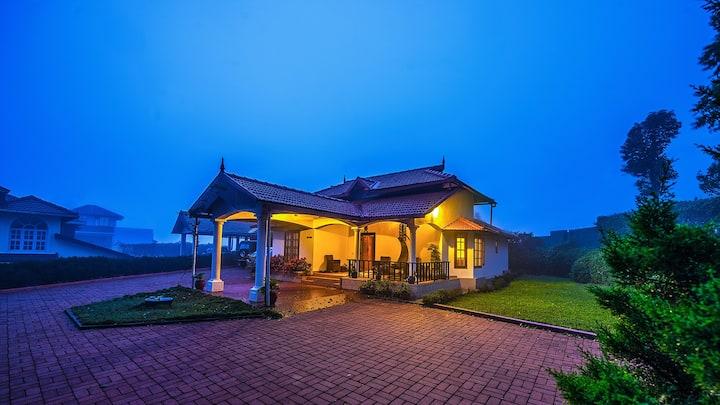 Udaya- 2 bedroom bed&breakfast cottage at Madikeri