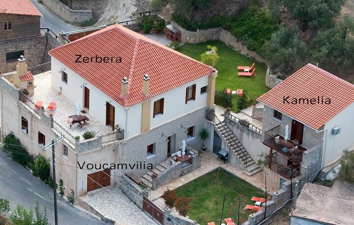 Villa Voucamvilia, Chania, Crete