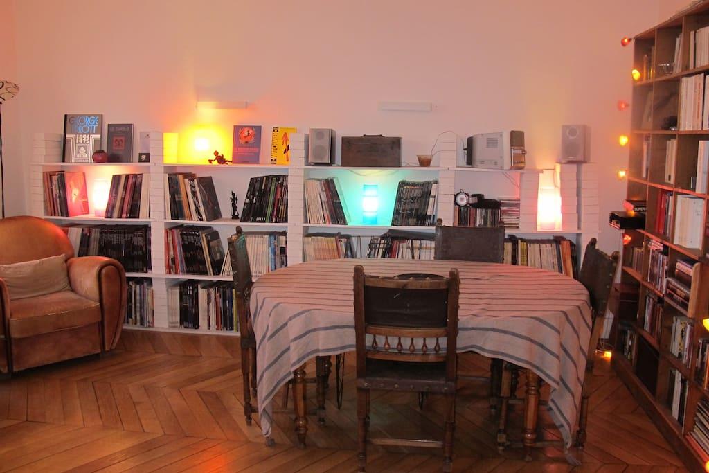 Appart chaleureux de haut standing flats for rent in for La salle amanger boulogne billancourt