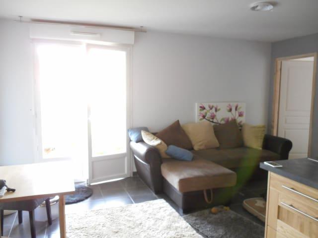 10 min du lac d'Annecy, appartement cosy