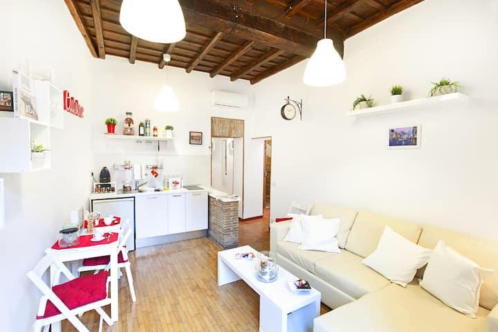 1 Arenula Luxury Apartment x 6