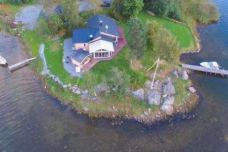 Summer/Winter House by the water Närpes Finland