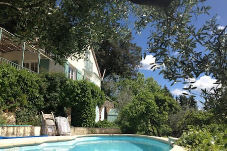 Charming villa - private pool - Claviers