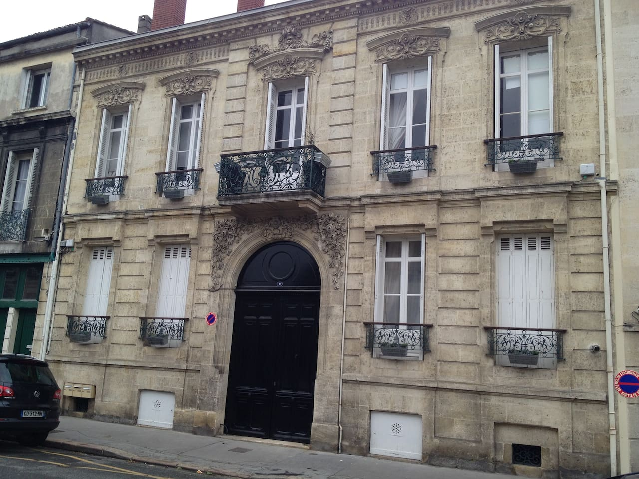 façade classée