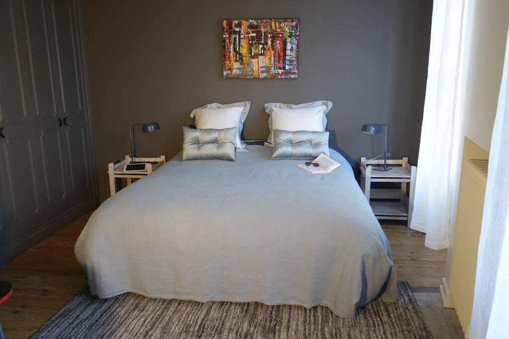 Appartement dans h tel particulier appartements louer - Chambre a louer bordeaux particulier ...