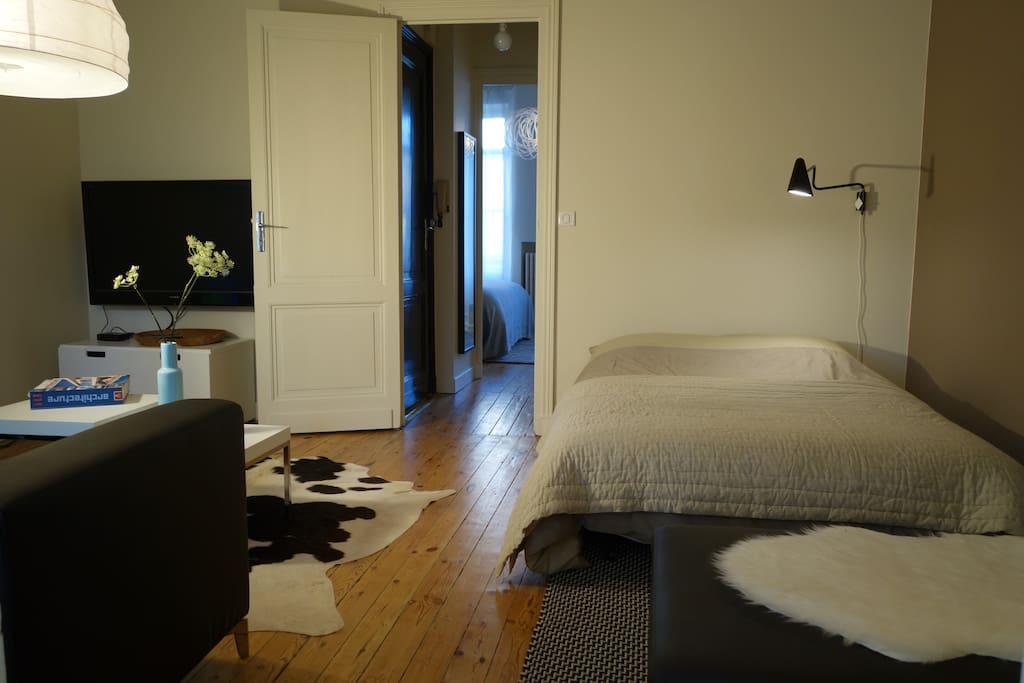 Appartement dans h tel particulier appartements louer for Appartement bordeaux particulier