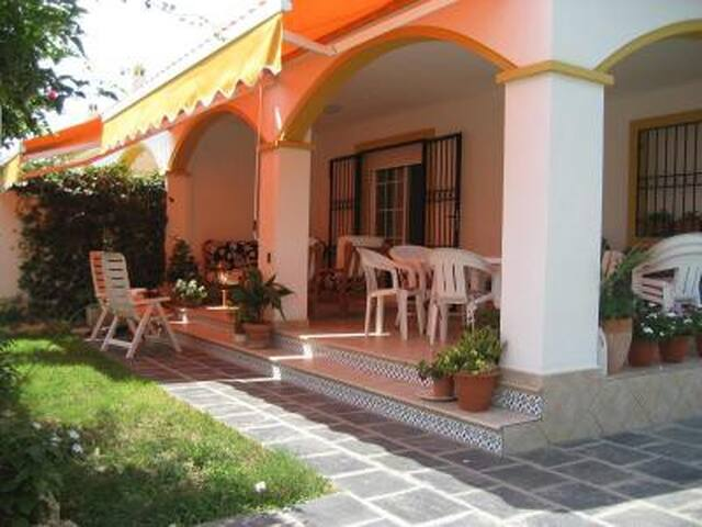 Beautiful beach house with garden  - Pilar de la Horadada - Rumah