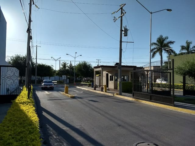 CASETA DE VIGILANCIA