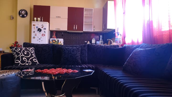 King Size 60m2 Central Appartment