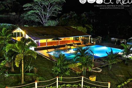 Relaxing Villa El Retiro - Villavicencio - Villa