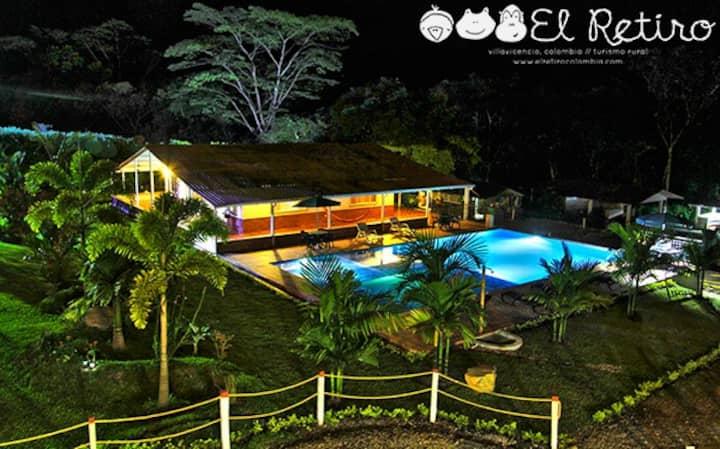 Relaxing Villa El Retiro