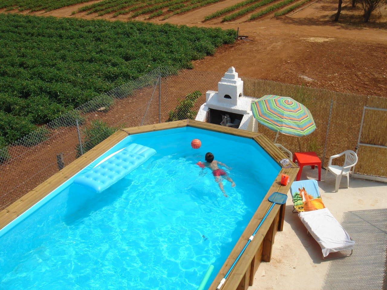 Villa Aspri Private Pool