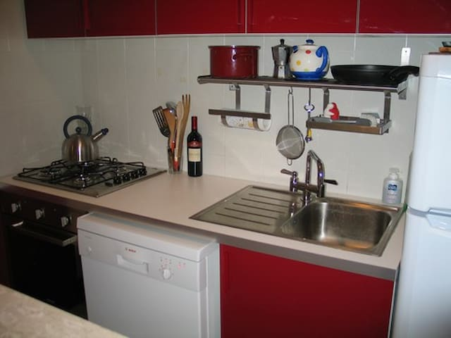 Modern Kitchen facilities