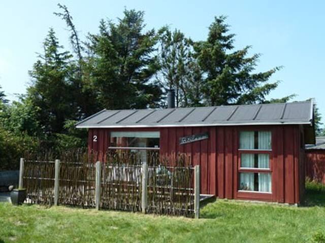 An authentic classic summerhouse - Blokhus