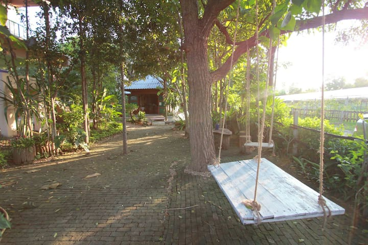 Banklangtung Art home