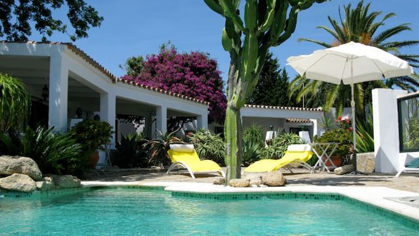 Luxury 2-4 pax villa, private pool & lush garden