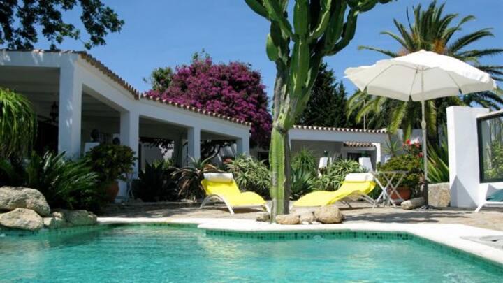 Luxury 2-4 pax villa, private pool & lush garden