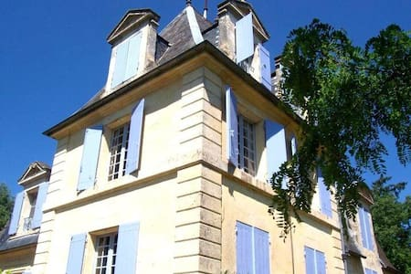Escape to the southwest of France and enter the peaceful surroundings at Chateau de Riandaule!  This elegant and enchanting home embodies the essence of the French Countryside!  Truly home away from home!