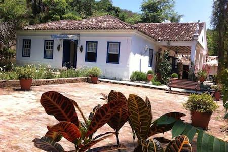 Beautiful 19th Century Farm - Pedra Bela - Dům