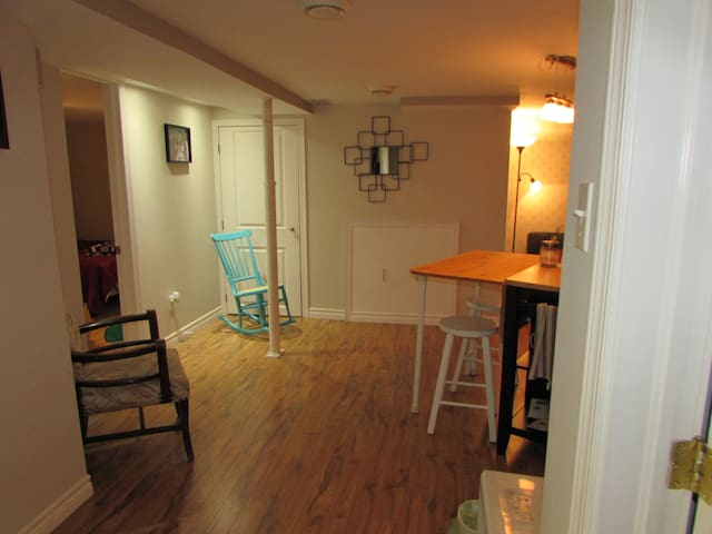 Cozy basement appartment - Moncton - Byt