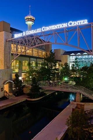 Riverwalk & Convention Center