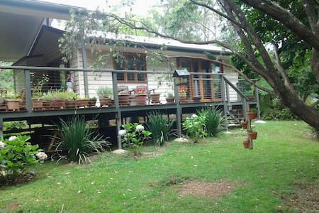Peaceful Cottage with Luxurious Spa - North Tamborine
