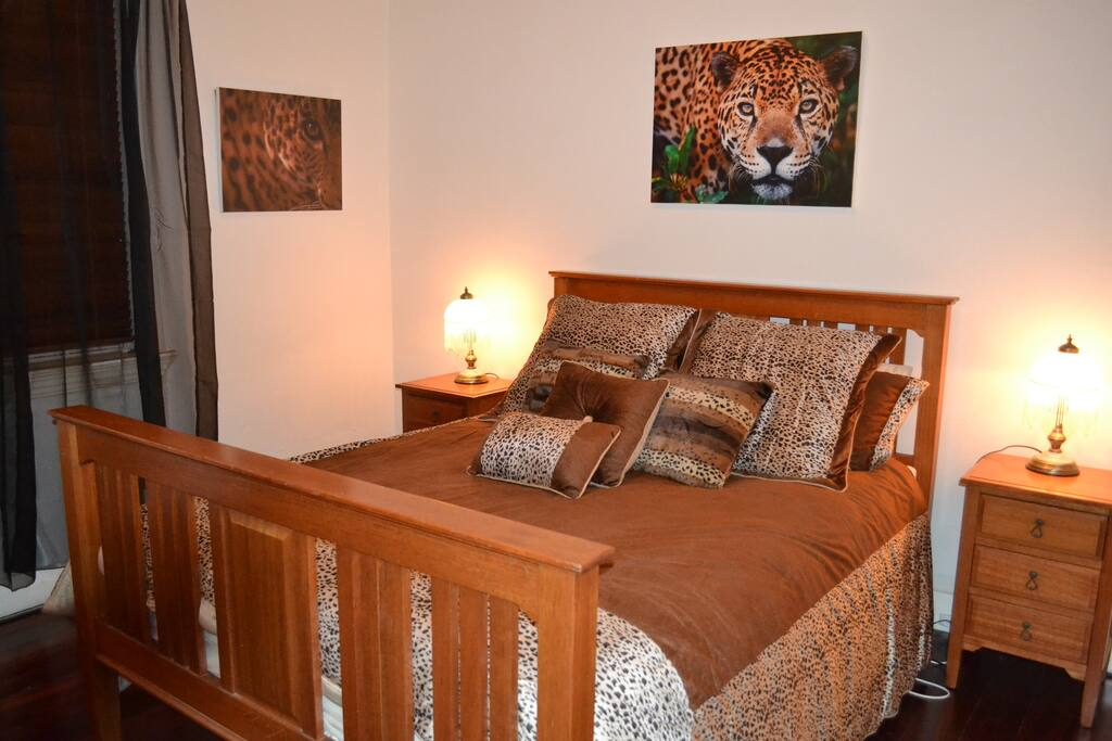 The Cougar Room