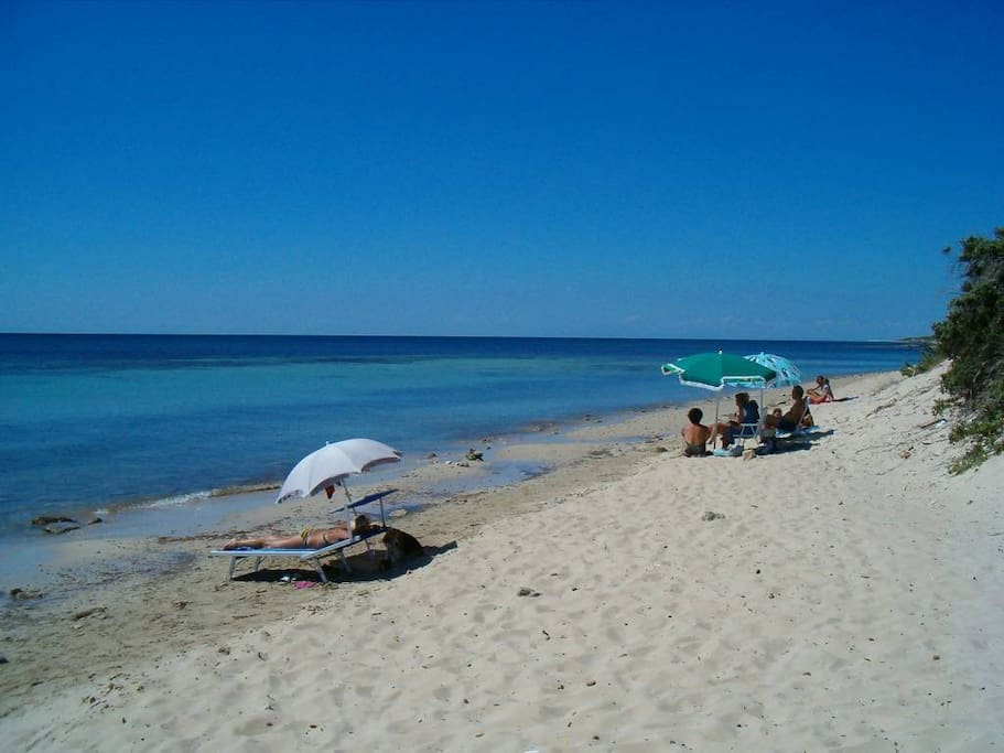 Spiaggia private a 200 m