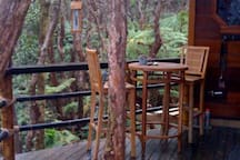 dining out at the treehouse