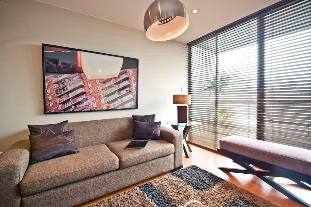 Modern Apartment 1 in Miraflores