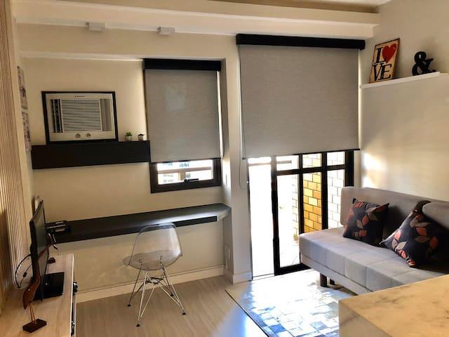 Ibirapuera - São Paulo Flat - Aconchego/comodidade