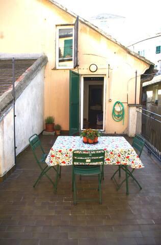 Blu di Genova - Genua - Appartement