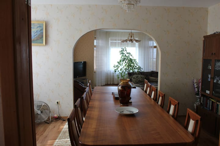 Дом с видом на море - Adler - Hus