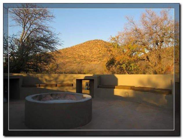 Exclusive Big 5 Private Bush Lodge - Pilanesberg National Park - Huis