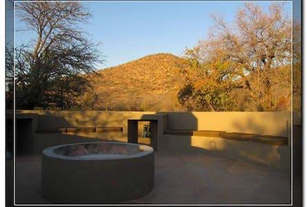 Exclusive Big 5 Private self catering Bush Lodge
