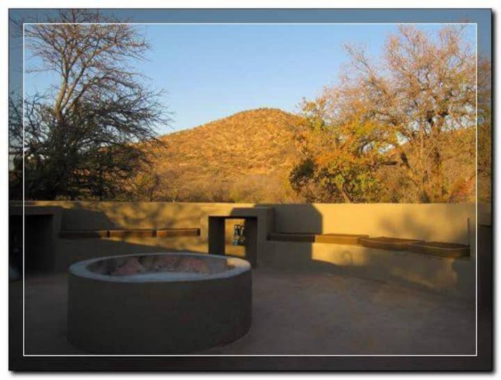 Exclusive Big 5 Private self catering Bush Lodge