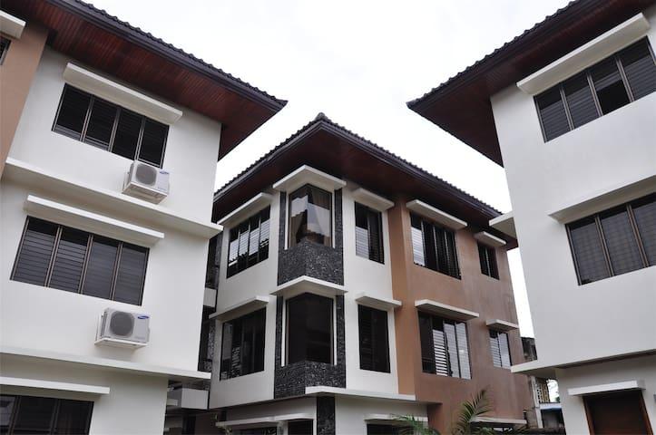 2BR Dumaguete Apt 2D - Free Pickup - Dumaguete - Apartment