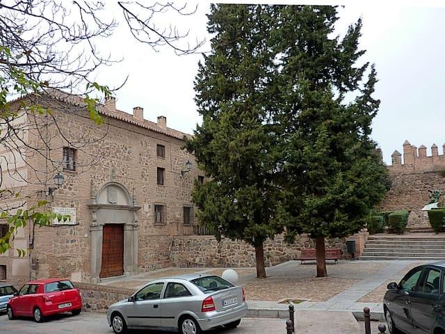 Apartamento en el centro histórico  - Toledo - Lägenhet