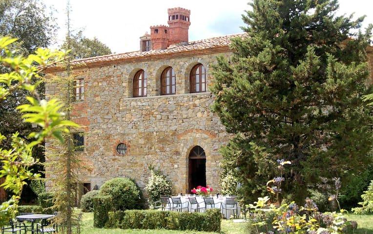 Romantic villa Chianti, Wi-Fi, Pool - Bucine - Vila